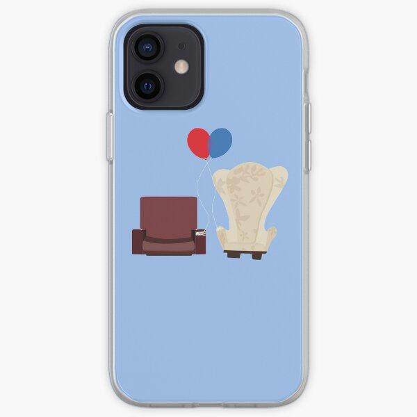 u p iPhone Soft Case