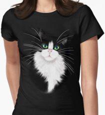 TUXEDO Women's Fitted T-Shirt