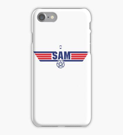 Winchester Guns Sam iPhone Case/Skin