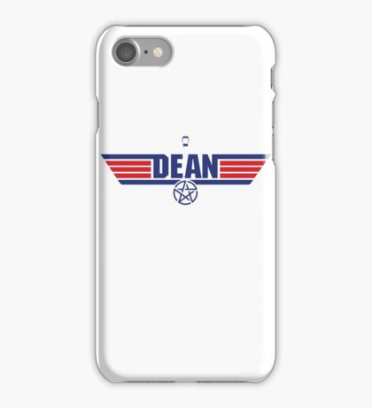 Winchester Guns Dean iPhone Case/Skin