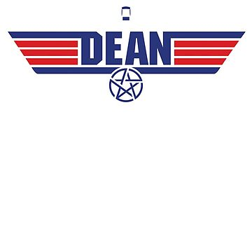Winchester Guns Dean by Crocktees