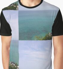 Paradise View Graphic T-Shirt