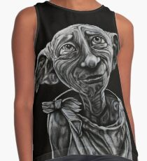 Dobby the House Elf Contrast Tank
