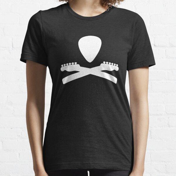 Dimbled Classic Crossbones Logo Essential T-Shirt