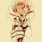Rose a la Mode by SteveOramA