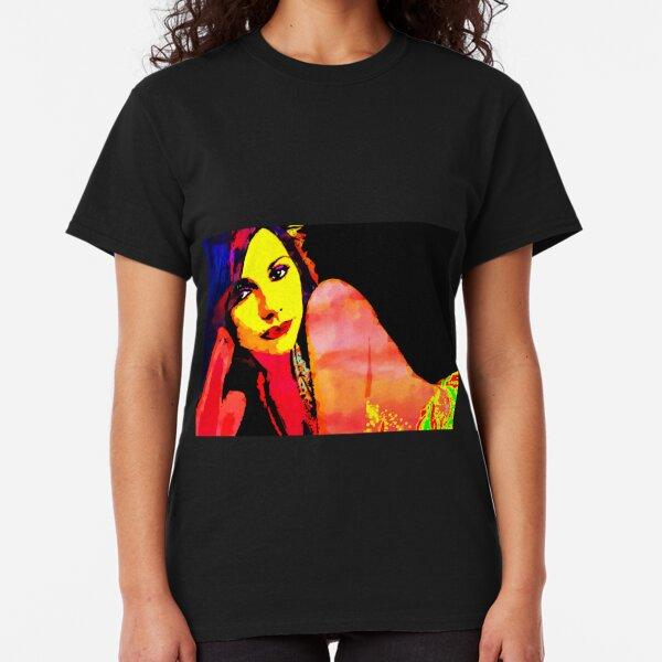 PJ HARVEY POP ART Classic T-Shirt