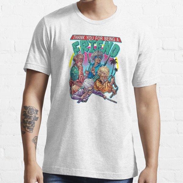 Golden Girls - TMNT Essential T-Shirt