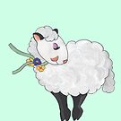Ewe's not Fat, Ewe's Fluffy! by redqueenself