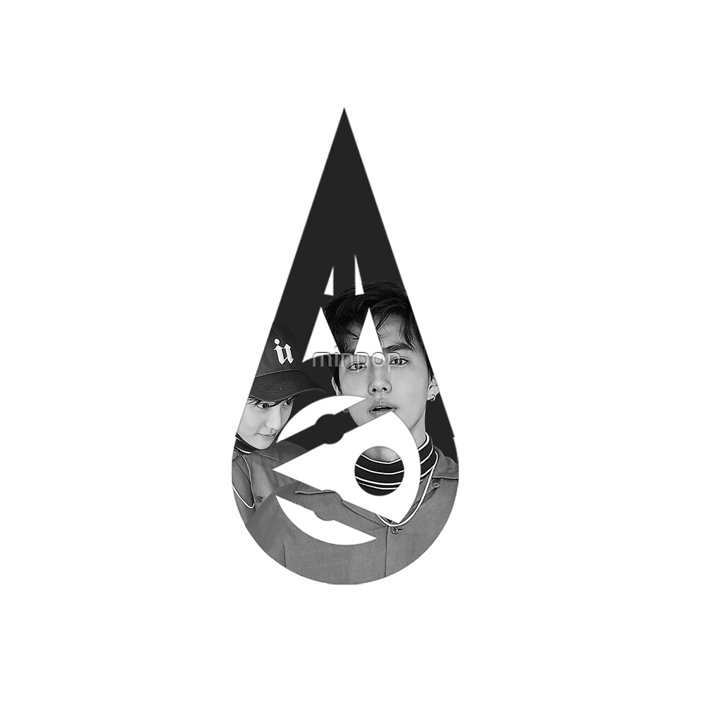 Exo suho water symbol by minpop redbubble exo suho water symbol by minpop biocorpaavc