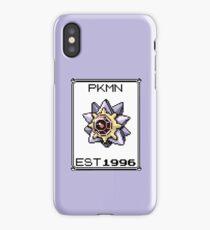 Starmie - OG Pokemon iPhone Case