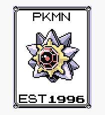 Starmie - OG Pokemon Photographic Print