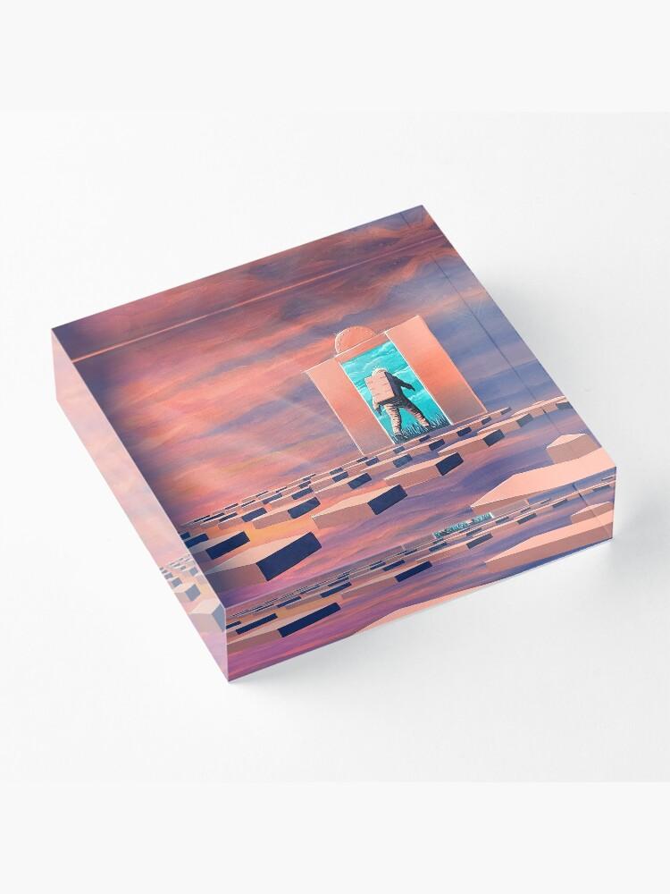Alternate view of Dream Suite Acrylic Block
