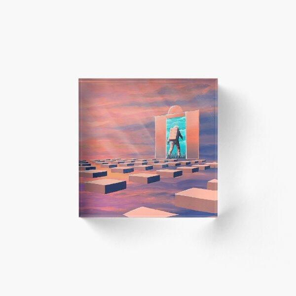 Dream Suite Acrylic Block