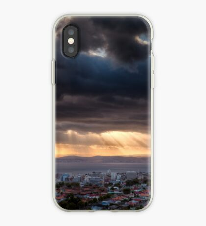 Sunrise from Mount Staurt iPhone Case