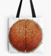Cerebral Hyperstereogram II Tote Bag