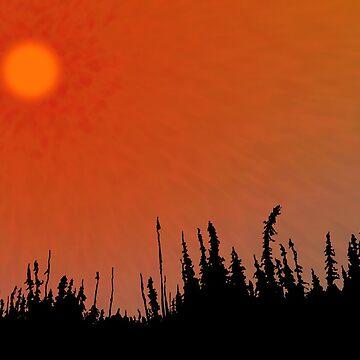 North Saskatchewan Take Two by ghostferry