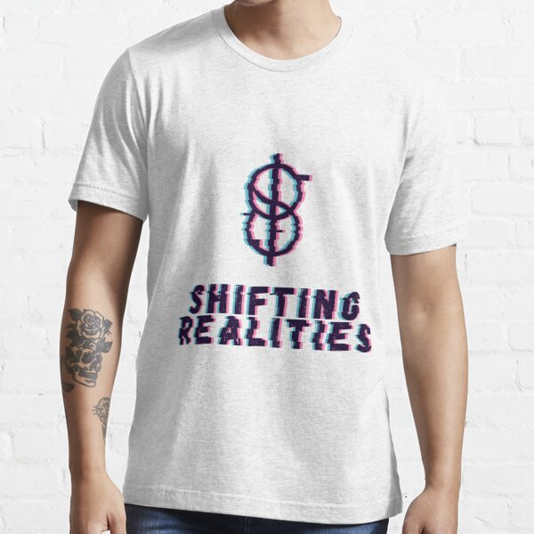 Distorted Realities - black version Essential T-Shirt