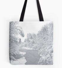 Magic white world Tote Bag