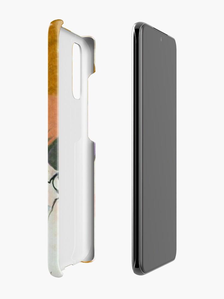 Alternate view of faun, baby deer Case & Skin for Samsung Galaxy