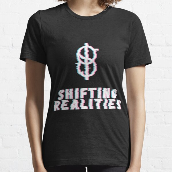 Distorted Realities - white version Essential T-Shirt