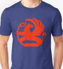 Vauxhall Emblem RED T-Shirt