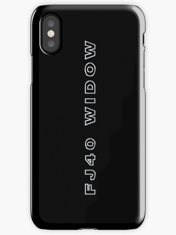 FJ40 Widow Emblem  by FJ40Widow
