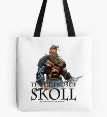 The Legends of Skoll - Black Tote Bag