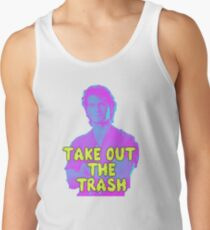86f5c7509698c Roadhouse - Take Out The Trash Men s Tank Top