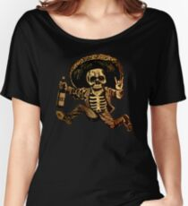 Posada Day of the Dead Outlaw Women's Relaxed Fit T-Shirt