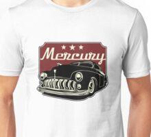 Custom Mercury Design Unisex T-Shirt