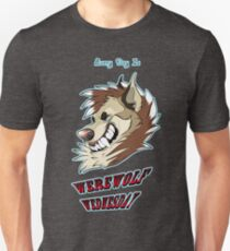 Every Day is Werewolf Wednesday! (color option #1) Unisex T-Shirt