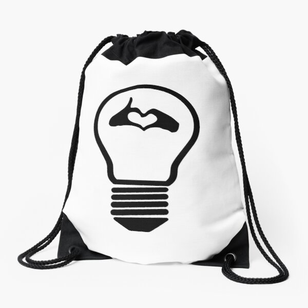 2021 SLI Creativity and Resilience Drawstring Bag