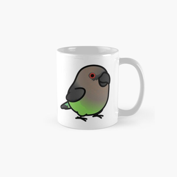 Red-bellied Parrot Female Classic Mug