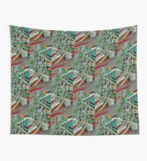 Morgellons Nano Soup 23 Wall Tapestry