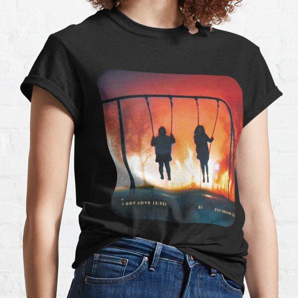 Columpio de banda madre madre Camiseta clásica