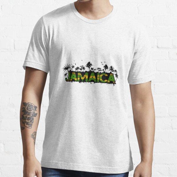 Diseño de Jamaica Camiseta esencial