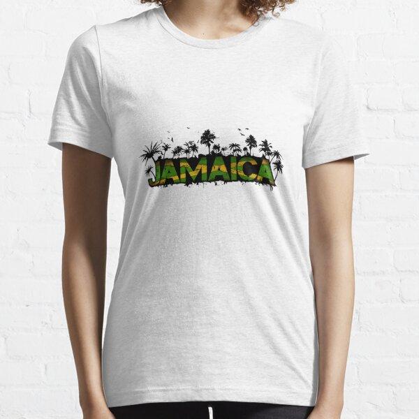Jamaica Design Essential T-Shirt