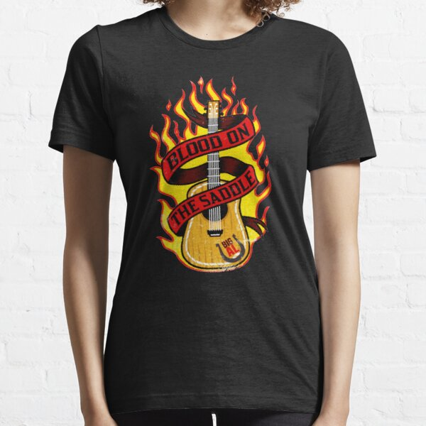 BLOOD ON THE SADDLE  Essential T-Shirt