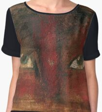 Trial by Fire Women's Chiffon Top
