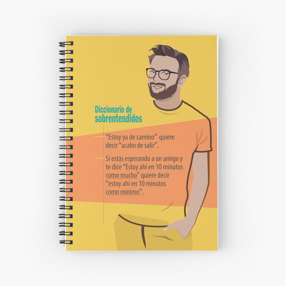 Diccionario de Sobrentendidos Cuaderno de espiral