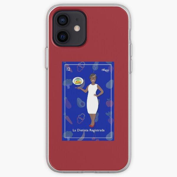 La Dietista Registrada iPhone Soft Case