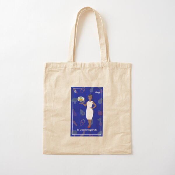 La Dietista Registrada Cotton Tote Bag