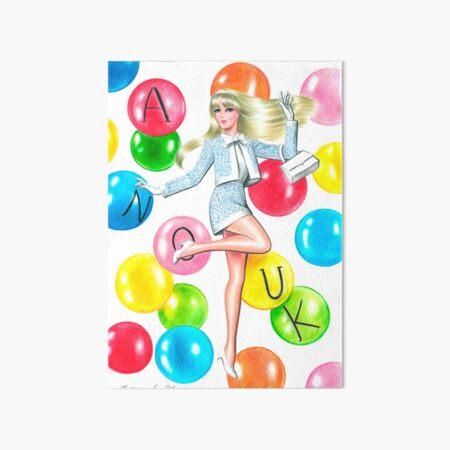"Anouk Series 5 ""Cordobes"" Art Board Print"