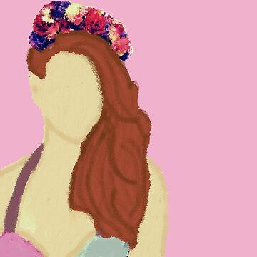 Minimalistic Lana Del Rey  by AudrieB