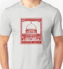Palestine Stamp Unisex T-Shirt