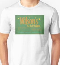 Wilsons Garage Vintage style sign T-Shirt