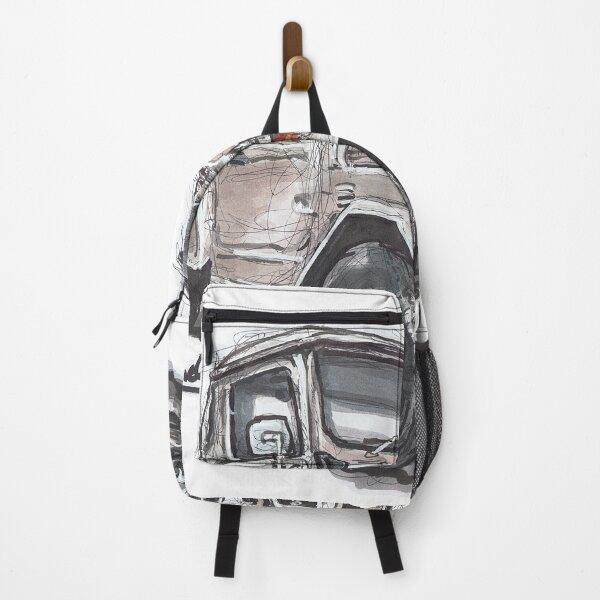 FJ45 Toyota Land Cruiser Backpack