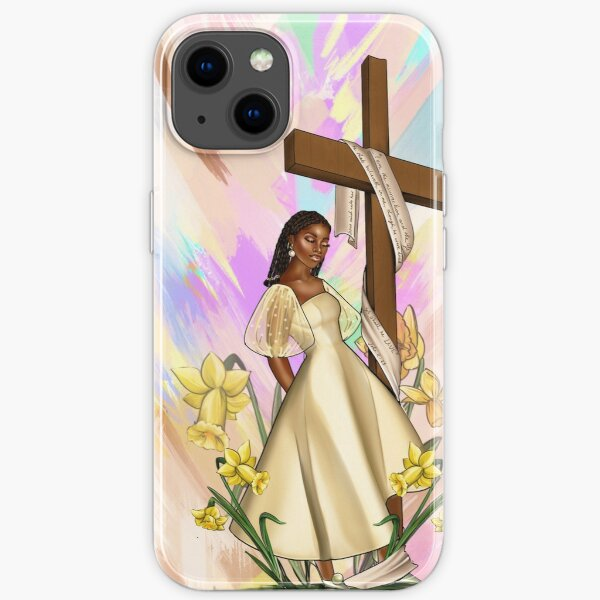 He is risen iPhone Soft Case