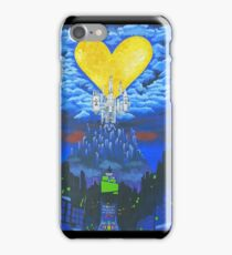 Kingdom Hearts The world that never was iPhone Case/Skin