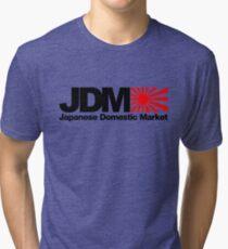 Japanese Domestic Market JDM (2) Tri-blend T-Shirt